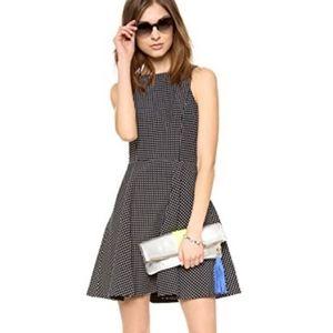 Club Monaco Marcie Polka Dot Dress Size 6
